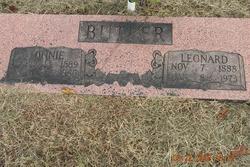 Minnie Lelia <i>Harrison</i> Butler