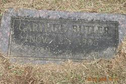 Carthul Butler