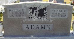 Hannah <i>Tilghman</i> Adams