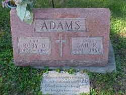 Gail Roderick Adams