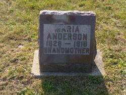 Maria Anderson