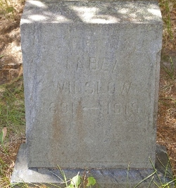 Mabel B. <i>Wainwright</i> Winslow