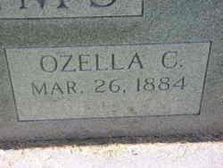 Hattie Ozella <i>Crabtree</i> Adams