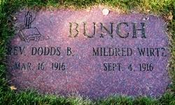 Mildred F. <i>Wirtz</i> Bunch