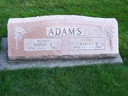 Minne E Adams
