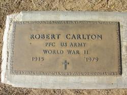 PFC Robert Carlton
