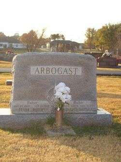 Elizabeth <i>Harbaugh</i> Arbogast