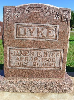 James E Dyke