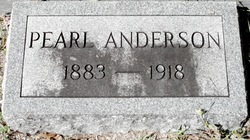 Pearl Anderson
