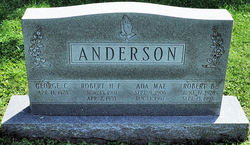 Ada Mae Anderson