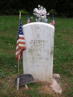 Joseph James Sparr, Jr