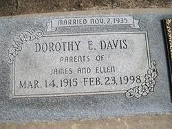 Dorothy Ellen <i>Becktol</i> Davis