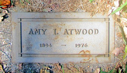 Amy Iris Annie <i>Duffield</i> Atwood