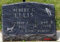 Albert Garth Ellis
