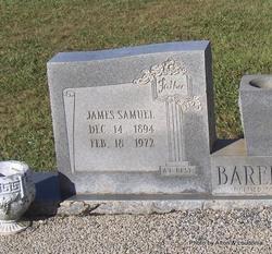 James Samuel Barefoot