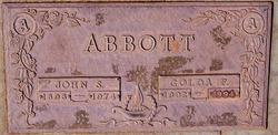 Golda Faye <i>Smith</i> Abbott