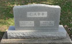 Paul William Carr