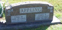 Osie M. Appling
