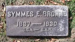 Symmes E. Browne