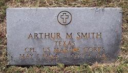 Arthur Marvin Smith