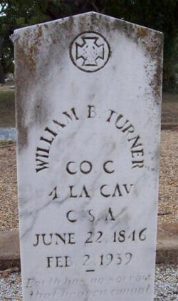 William B Turner