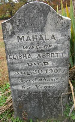 Mahala Abbott