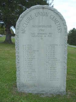 McClure Union Cemetery