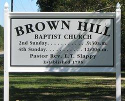 Brown Hill Baptist Church Cemetery