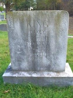 Otis F King