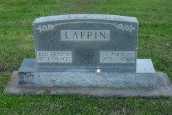 Amy <i>Tolbert</i> Lappin
