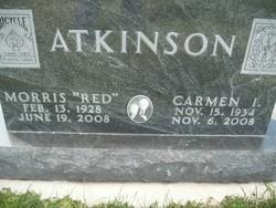 Carmen Irene <i>Stiles</i> Atkinson
