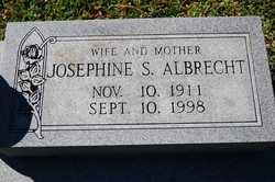 Josephine S. Albrecht