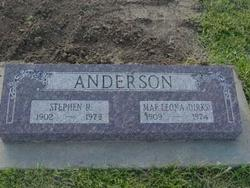 Mae Leona <i>Dirks</i> Anderson