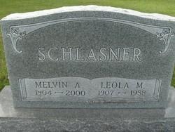 Leola <i>Morrisey</i> Schlasner