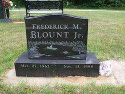 Frederick M. Blount, Jr