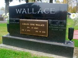 Carlos Gene Wallace