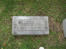 Ernest D Lynn