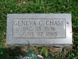 Geneva C Chase