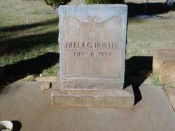 Adelia Goodenough <i>Shope</i> Hunter