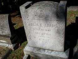 Eliza Ewing Adams