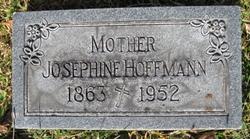 Josephine <i>Wiederkehr</i> Hoffmann