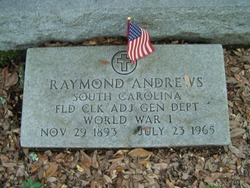 Raymond Martin Andrews
