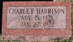 Charley Harrison
