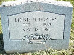 Linnie Delia <i>Polk</i> Durden