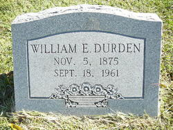 William Edwin Durden
