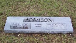 Phill Gregg Adamson