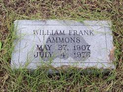 William Frank Ammons