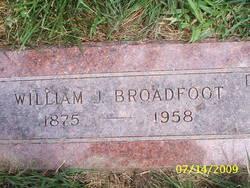 William Jesse Broadfoot