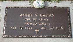 Annie V Casias