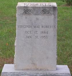 Virginia Mae <i>Arrington</i> Roberts
